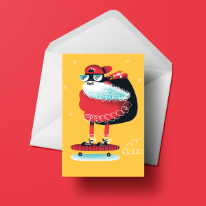 Greetings Card by Michael Goodson