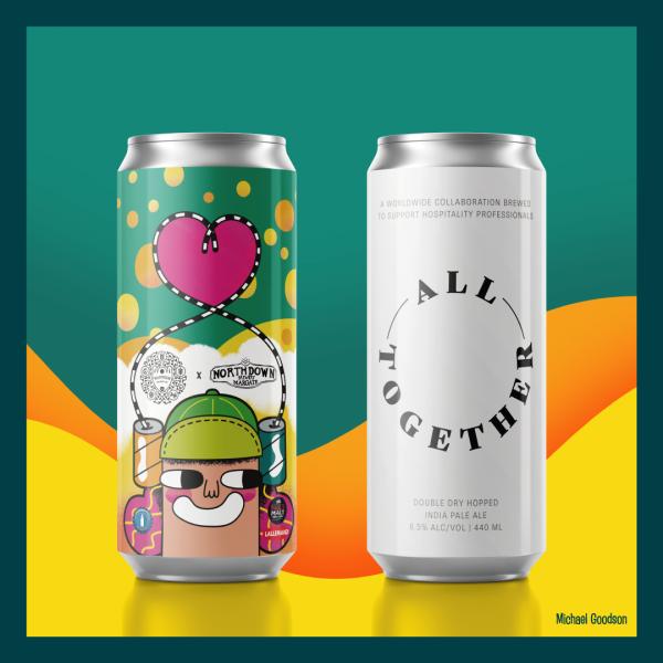 Packaging Design - Northdown Brewery