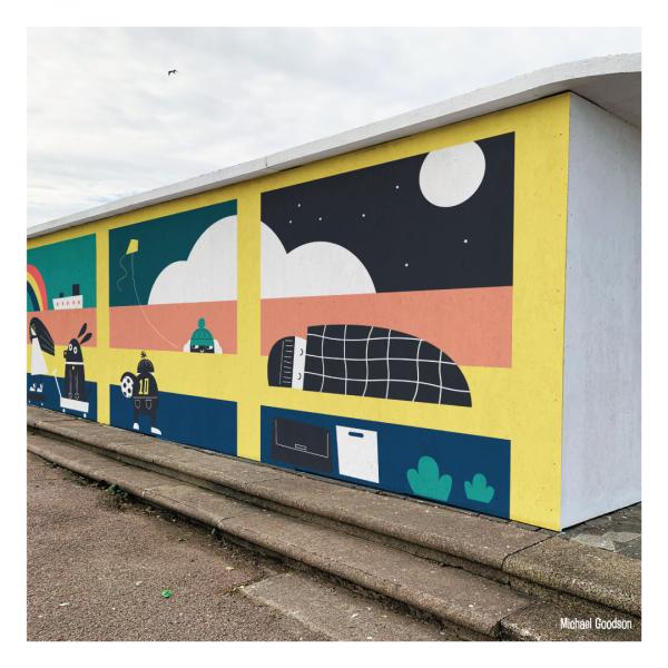 Murals - Michael Goodson