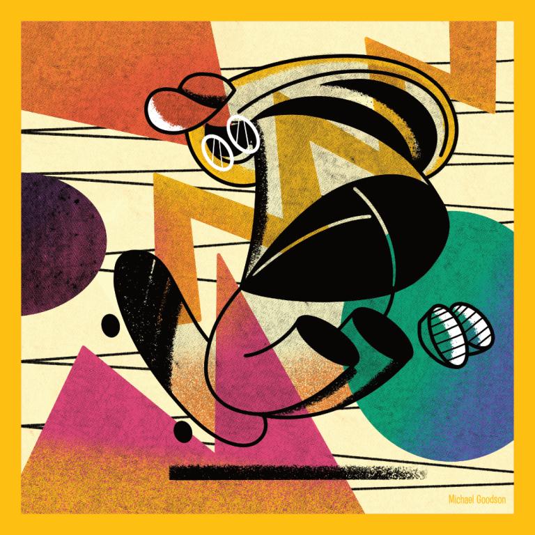 Illustration Projects - Michael Goodson